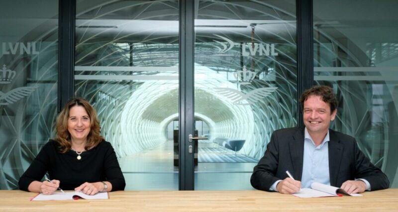 Intus und LVNL unterzeichnen Vertrag
