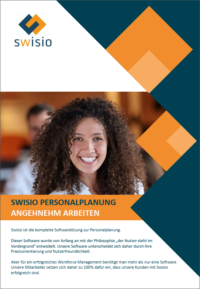 Swisio allgemeine Broschüre