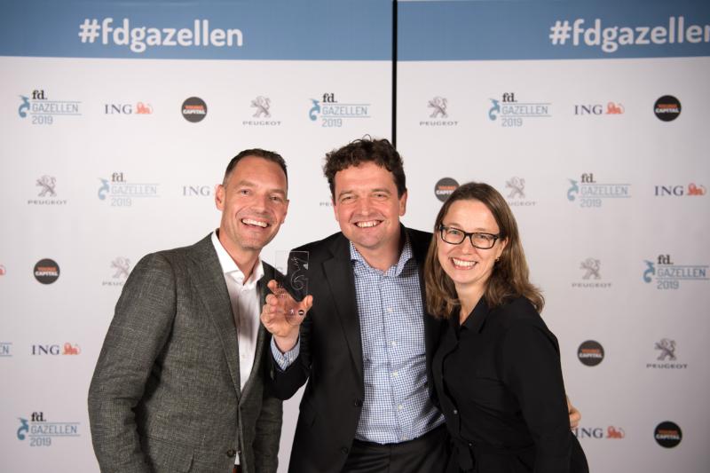 FD Gazelle Award 2019